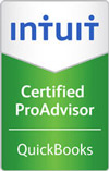 O'Neal Consulting is a Certified Pro-advisor for QuickBooks